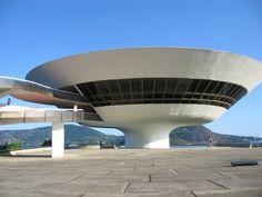 Musée Nitéroi-Rio de Janeiro