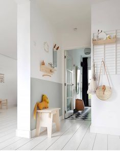 my scandinavian home: A Thoughtfully Curated Dutch Family Home Interior Design Tips, Interior Design Living Room, Interior Inspiration, Interior And Exterior, Ideas Recibidor, Decoration Hall, Affordable Furniture, Scandinavian Home, Simple House