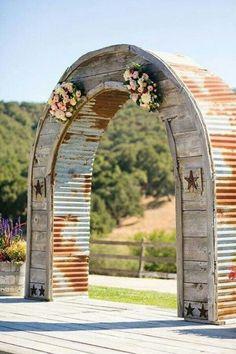 Arch way