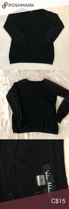 Just not as long as I would like it to be Sz Large. Smoke free, pet friendly home. Scoop Neck, Sweaters For Women, Smoke Free, Crop Tops, Detail, Best Deals, Sleeves, Closet, Things To Sell