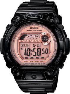 Baby-G Black Series  BLX100-1E