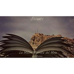 GENTE DE ALICANTE: Una mirada diferente, que capta una vista partic...