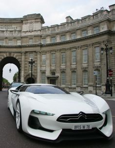 Citroën GT concept top gear supercars fast cars - Cars Photos Rox Tune Cars