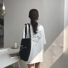 K Fashion, Korea Fashion, Fashion Looks, Fashion Outfits, Fashion Tips, Fashion Design, Fashion Ideas, Harajuku Fashion, Fashion Women