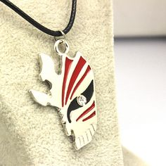 Bleach Necklace - Ichigo Hollow Mask