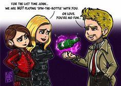 Constantine #Arrow  #lordmesa