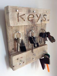 cuelga llave palet - Buscar con Google