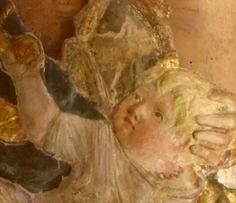 Donatello: Madonna dei Cordai (1433-35). Firenze, museo Bardini #Rinascimentofiorentino #Donatello
