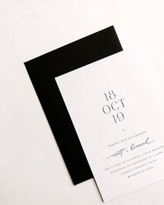 Minimalist Invitation, Minimalist Wedding Invitations, Simple Wedding Invitations, Invitation Card Design, Wedding Invitation Design, Wedding Stationery, Wedding Paper, Wedding Cards, Happy Wedding Day