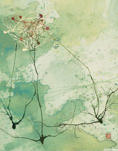 Olfactory Bulb by Greg Dunn, neuroscience student and artist