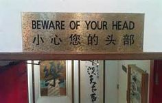 funny lost in translation signs - - Yahoo Image Search Results