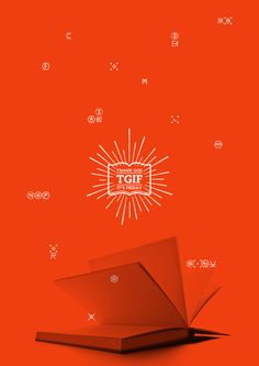 TGIF ! EXHIBITION VISUAL IDENTITY by not available , via Behance