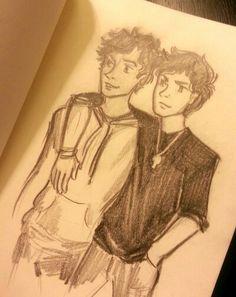 Nico and Leo being buddies awwww :D