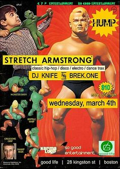 """Allot of kids had these: """"Stretch Armstrong!!!"""".. Great stress releavers I bet.. :-)"""