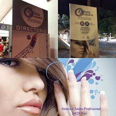 Amglez: una mañana de octubre: Feria de stetica y peluquería 2013