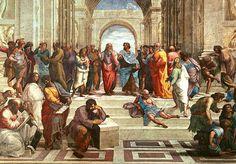La filosofía griega es un periodo de la historia de la filosofía comprendido, aproximadamente, entre el surgimiento de la filosofía occidental en el periodo presocrático (siglo VI a. C.) y la filosofía helenística, que finaliza, según la fecha convencionalmente aceptada, en el año 30 a. C. En ocasiones también se denomina filosofía clásica o filosofía antigua, si bien ese período puede incluir también el pensamiento romano.