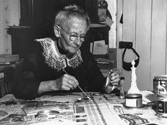 10 Artists Who Held Boring Day Jobs For Most of Their Lives - Grandma Moses