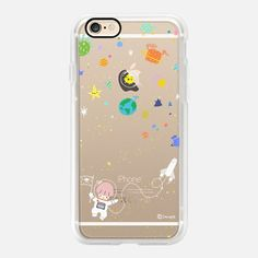 Casetify iPhone 7 Case and Other iPhone Covers - imush in dream mushroom space by imushstore   #Casetify