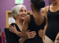 The Art of Living: Life Lessons from an 88-Year-Old Ballet Teacher, love this story