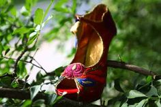 handmade high heels