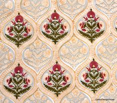 India Cotton Fabric Hand Block Print fabric by the Metres Upholstery Fabric, shirting fabric, Summer Soft Dressmaking fabric wholesale CFC87 Shirting Fabric, Cotton Fabric, Tie Dye Crafts, Floral Print Fabric, Dressmaking Fabric, Indian Fabric, Fabric Strips, Printing On Fabric, Embroidery Designs