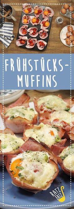 Es gibt Frühstücks-Klassiker wie Semmeln, Rühreier oder Müsli, die einfach immer gehen. Wenn ihr aber unsere Frühstücks-Muffins probiert habt, werdet ihr garantiert einen neuen Favoriten haben...