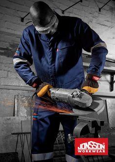 #JonssonWorkwear #Workwear #work #contisuit #Photography  #Fire #Flame
