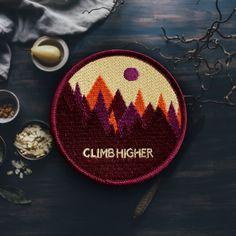 Climb higher patch