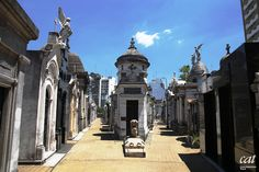 A visit to #BuenosAires  is not complete without walking through the eerie yet extravagant avenues of the Recoleta Cemetery. #travel  @visitarg @natgeotravel