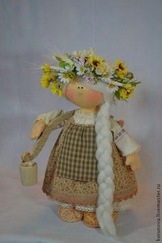 Коллекционные куклы ручной работы. Ярмарка Мастеров - ручная работа Варвара. Handmade.