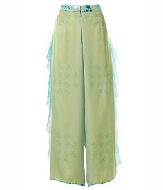 SUPERSWEET x moumi Cascade Trousers
