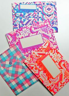 Very cool envelops