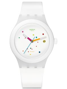 Boutique dos Relógios   Produtos   Relógios   Swatch   SISTEM WHITE