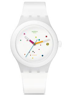 Boutique dos Relógios | Produtos | Relógios | Swatch | SISTEM WHITE