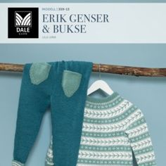 DG359-01 Malene Genser & tights – Dale Garn Knitting For Kids, Baby Knitting, Toddlers, Tights, Babies, Tea, How To Make, Young Children, Navy Tights