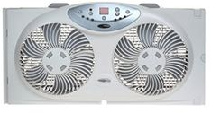 Bionaire Twin Reversible Airflow Window Fan with Remote Control. Fits most double-hung and slider windows. Cheap Windows, Best Windows, Window Fans, Kitchen Exhaust, Kitchen Reviews, Best Fan, Cool Kitchens, Remote, Twin