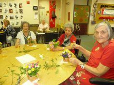 Activity Director Craft & Event Ideas: Crafts