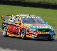 Sport Cars, Race Cars, Australian V8 Supercars, Ford V8, Car Wallpapers, Touring, Racing, Vehicles, Sports