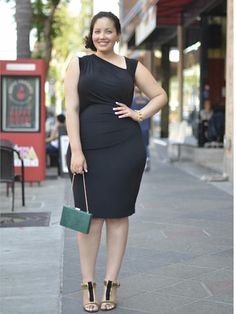 3 Ways to Jazz Up Your LBD (featuring @Brandon-Tj Hemphill Awasthi // Girl With Curves)