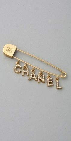 Gold - Chanel