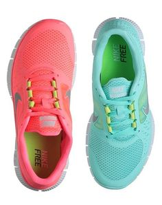 various colors 1ea43 51c49 Simple Nike Frees Shoes are a must have for every active girl s wardrobe