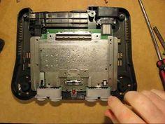 N64 Console to handheld N64