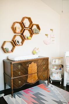In love with this shelving