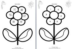 Flower Coloring Pages, Coloring Pages For Kids, Diy And Crafts, Paper Crafts, Busy Boxes, Learn To Sew, Sewing Patterns Free, Kids House, Craft Tutorials