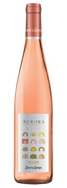 Aurora d'Espiells Rosé, el nuevo vino rosado de Juvé & Camps https://www.vinetur.com/2014052015436/aurora-despiells-rose-el-nuevo-vino-rosado-de-juve-camps.html