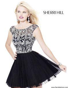 Flair Fashions - Sherri Hill 2814, $450.00 (http://www.flairfashions.com/sherri-hill-2814/)