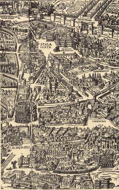 Map of Ancient Rome #mapgeek @BadgerMaps