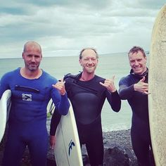 Fassy in NZ! -Wow he's really into this! Cutie pie! :D