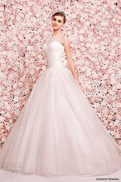 Georges Hobeika 2014 Bridal Collection