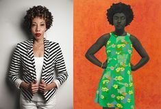 Artists Kehinde Wiley and Amy Sherald Chosen to Paint Official Obama Portraits for the Smithsonian